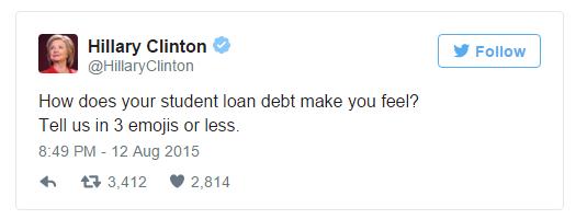 Twitter Clinton