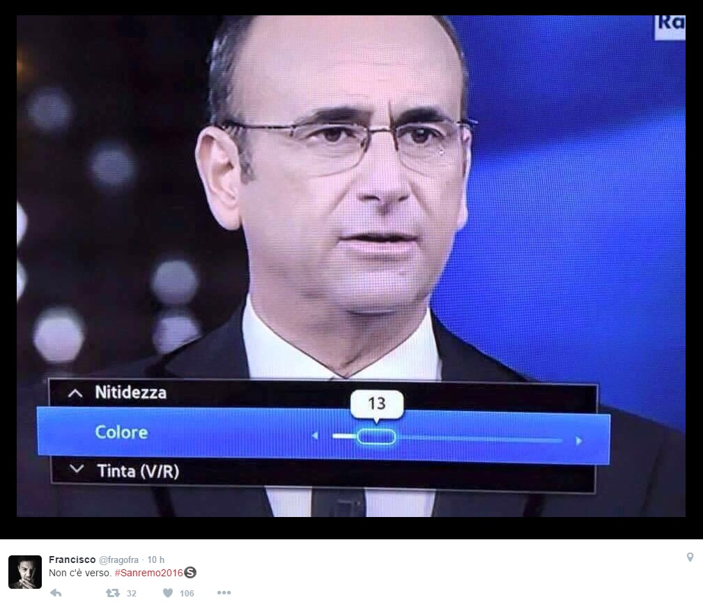 Carlo Caonti #sanremo2016
