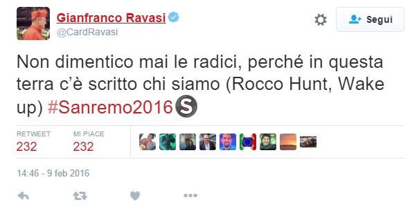 Rocco Hunt #sanremo2016