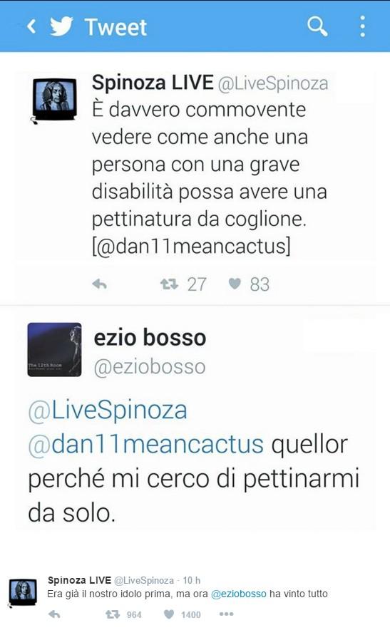 Bosso #SAnremo2016