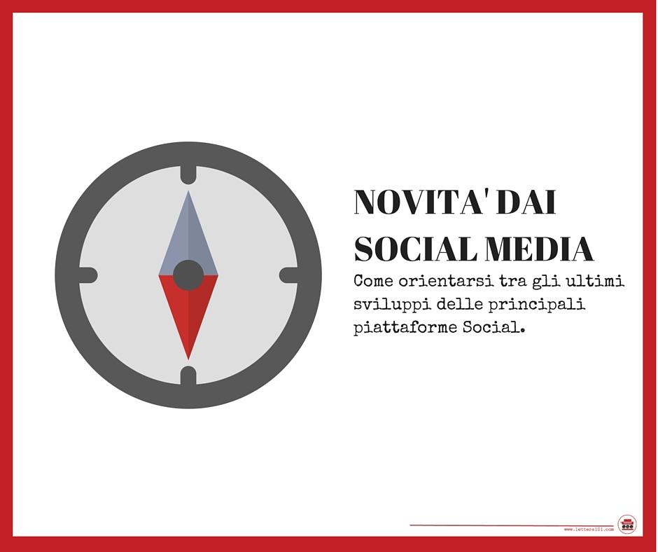 News sui Social Media