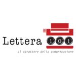 Logo Lettera101 White