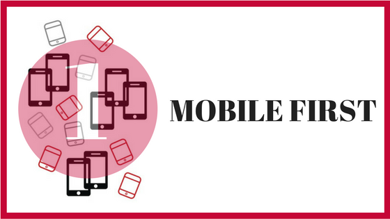 Mobile first - analisi dei dati