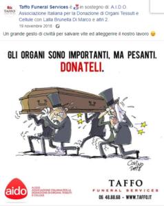 Taffo pubblicità su Facebook