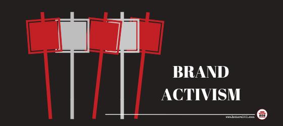 Brand activism Lettera101